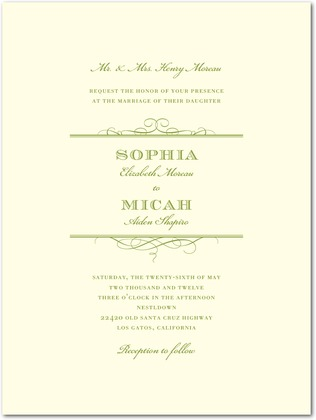 Divas Invitations with amazing invitations example