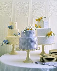 Tre tårtor