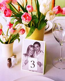 Bordsplacering till bröllop