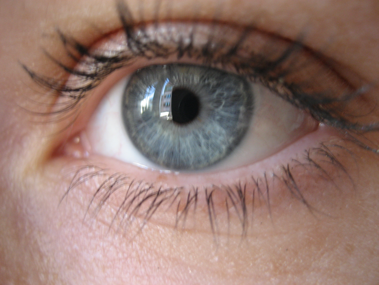 Ett riktigt fint öga