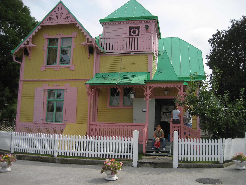 Pippis hus
