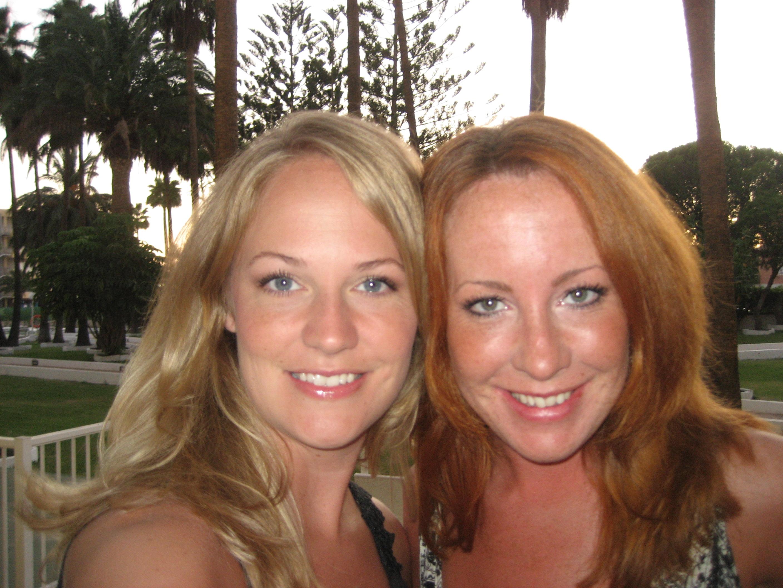 Systrar på semester