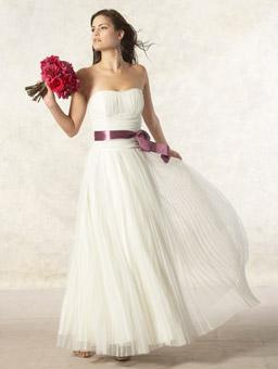 Vacker klänning